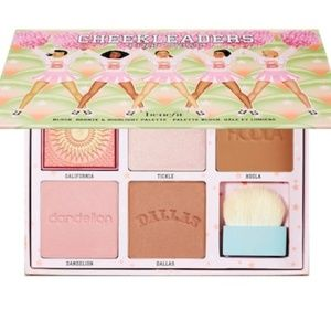 Benefits Cheekleader Pink Squad Cheek Palette